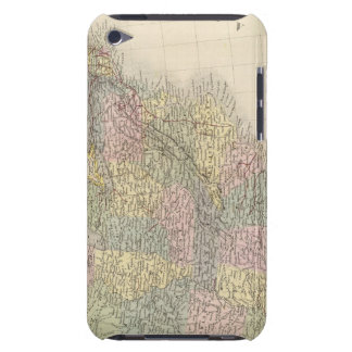 United States of America 9 iPod Touch Case