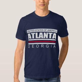 United States of America ATLANTA georgia Tee