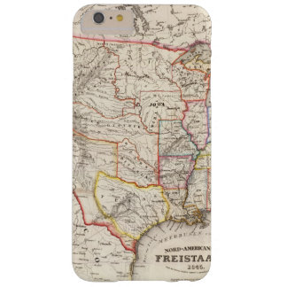 United States of America Barely There iPhone 6 Plus Case