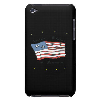 United States Of America iPod Touch Covers