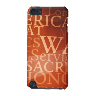 United States of America iPod Touch 5G Cases