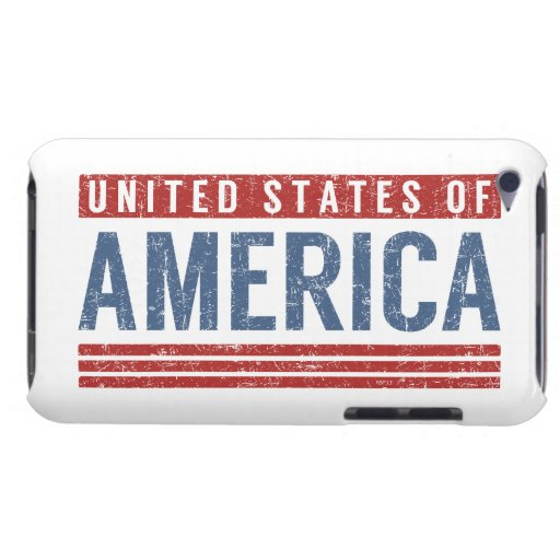 United States of America iPod Case-Mate Cases