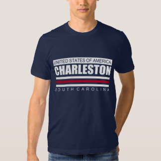 United States of America CHARLESTON SOUTHCAROLINA Shirts