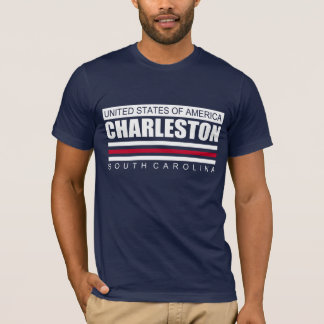 United States of America CHARLESTON SOUTHCAROLINA T-Shirt
