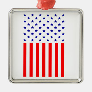 United States of America Christmas Ornament