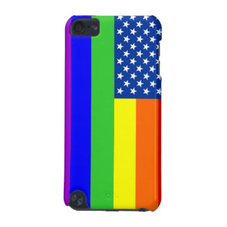 united states of america country gay flag case usa iPod touch 5G cover