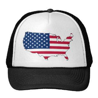United States of America Flag Cap