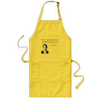 UNITED States of America Long Apron