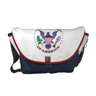 United States of America Messenger Bag
