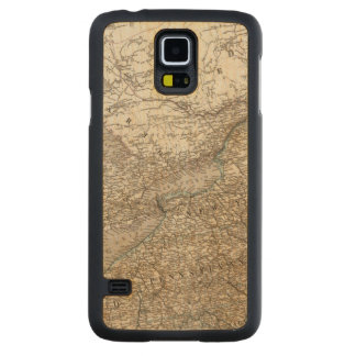 United States of America North east Carved Maple Galaxy S5 Case