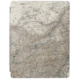 United States of America North east iPad Cover