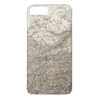United States of America North east iPhone 8 Plus/7 Plus Case