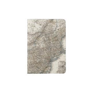 United States of America North east Passport Holder