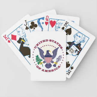 United States of America Playing Cards