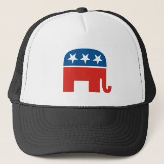united states of america republican party elephant cap