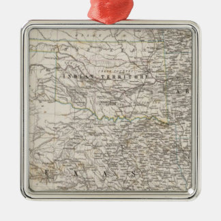 United States of America South Indian Territory Christmas Ornament
