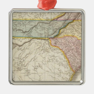 United States of America, southern part Christmas Ornament