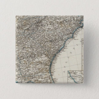 United States of America Southern States 15 Cm Square Badge