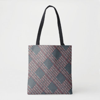 United States Of America |States & Capitals Tote Bag
