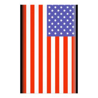 United States of America Custom Stationery