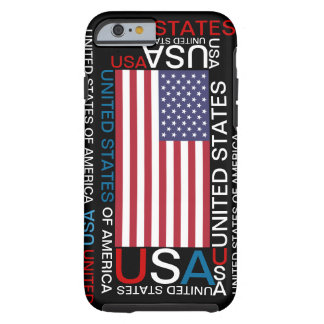 United States of America USA iPhone 6 case Tough iPhone 6 Case