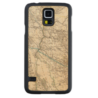 United States of America West Carved Maple Galaxy S5 Case