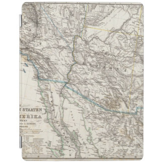 United States of America West iPad Cover