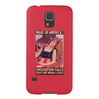 United States of AmericaWar II Promotional Cases For Galaxy S5
