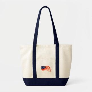 United States of Bacon Impulse Tote Bag