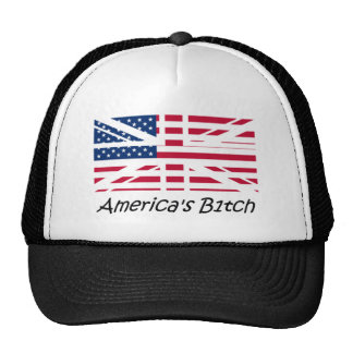 United States of Britain (Slogan Version) Hats