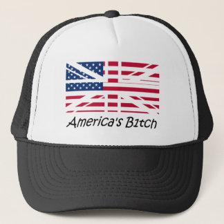 United States of Britain (Slogan Version) Trucker Hat