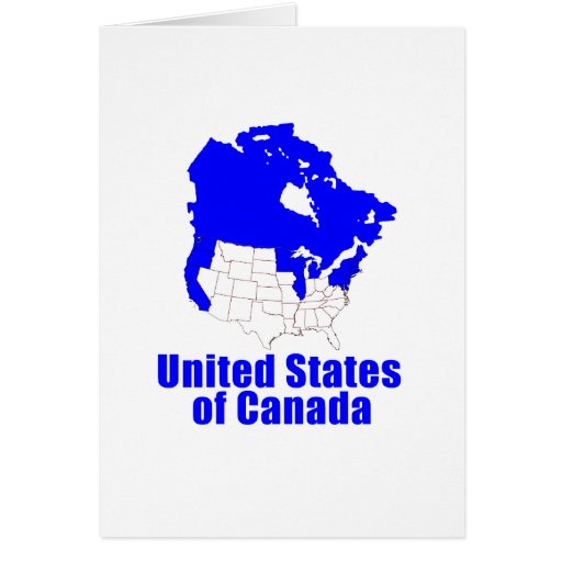 United States of Canada Cards