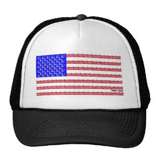 United States of Islam Mesh Hats