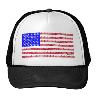United States of Islam Mesh Hats