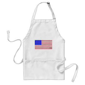 United States of Islam Standard Apron