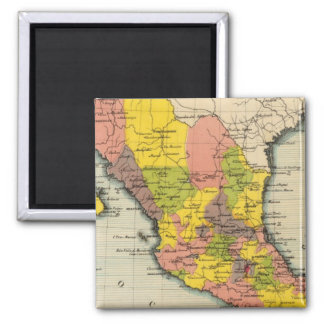 United States of Mexico 2 Refrigerator Magnet