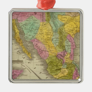 United States Of Mexico Christmas Ornament