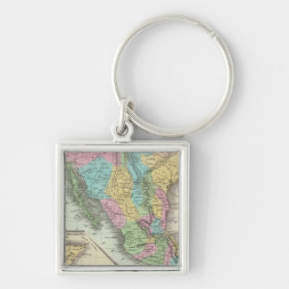 United States Of Mexico Key Ring
