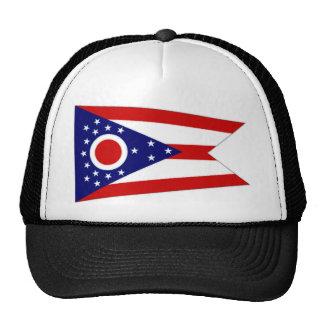 United States Ohio Flag Cap