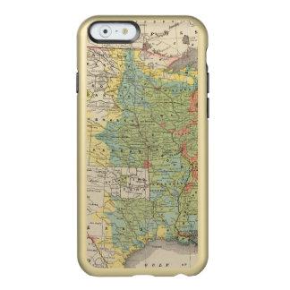 United States Population Density, 1890 Incipio Feather® Shine iPhone 6 Case