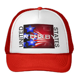 United States Rugby Hat