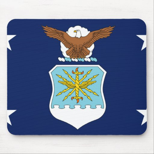 United States Secretary of the Air Force Mousepads