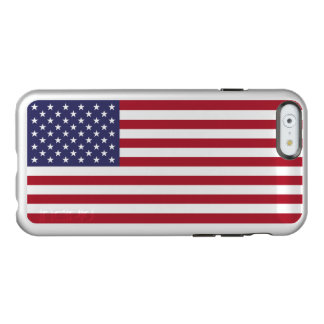 United States Silver iPhone Case Incipio Feather® Shine iPhone 6 Case