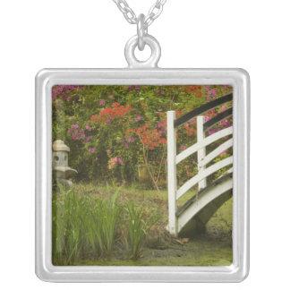 United States; South Carolina; Charleston; 2 Silver Plated Necklace