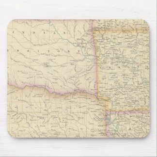 United States South Central Section Mouse Mat