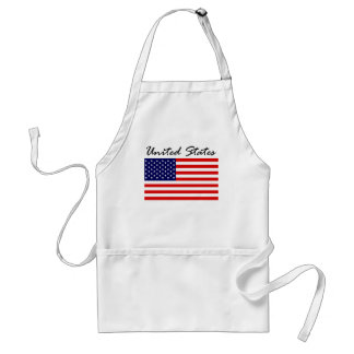 United States Standard Apron