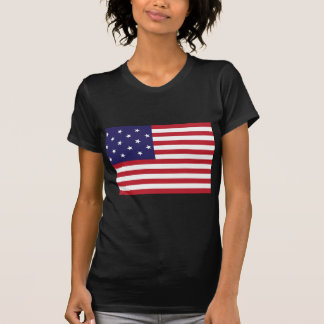 United States Star Spangled Banner Flag Tees
