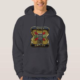 United States Strategic Command Hooded Sweatshirts