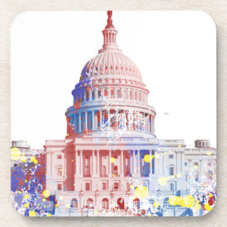 United States The Capitol building Coaster