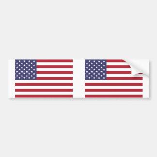 United States, United Arab Emirates Bumper Stickers
